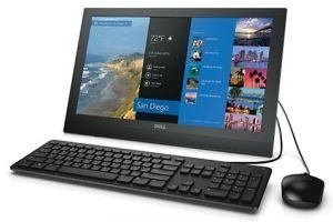 Dell Inspiron 20 3000 Series All-in-One Desktop: All the right features, all in one.