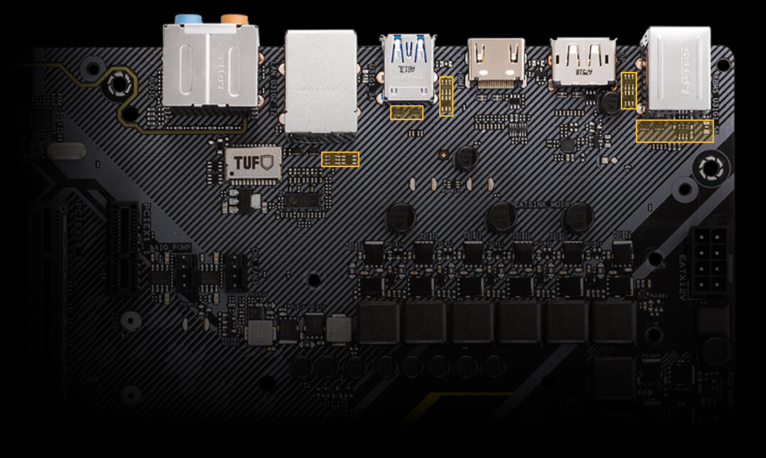 Asus Motherboard, TUF Z390 PRO Gaming