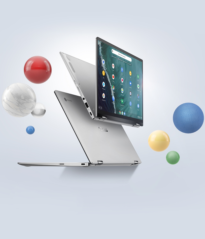 Asus Chromebook Flip C434 - Touchscreen - 14 Inch - Intel m3 - C434TA-DSM4T