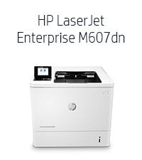 HP LaserJet Enterprise M608n monochrome